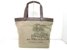 BurberryBlackLabel(バーバリーブラックレーベル)のトートバッグ
