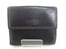 COACH(コーチ)の2つ折り財布