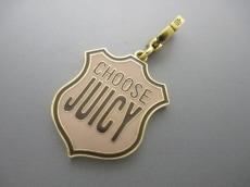 JUICY COUTURE(ジューシークチュール)のキーホルダー(チャーム)