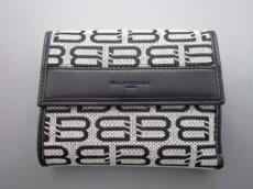 BALENCIAGABB(バレンシアガライセンス)のWホック財布