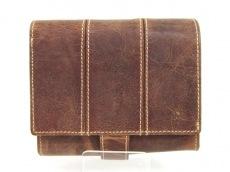 AinSoph(アインソフ)の2つ折り財布