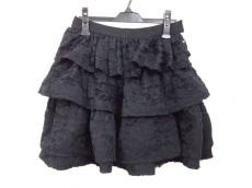 H&M×LANVIN(エイチアンドエム×ランバン)のスカート