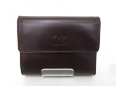 CHANEL(シャネル)の3つ折り財布