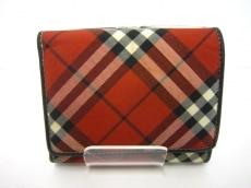 BurberryBlueLabel(バーバリーブルーレーベル)の3つ折り財布