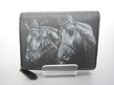 LOUVROUSE(ルーブルーゼ)の2つ折り財布