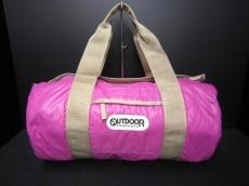 OUTDOOR(アウトドア)のボストンバッグ