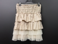 BalconyandBed(バルコニーアンドベッド)のスカート