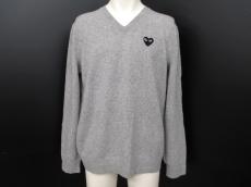 PLAYCOMMEdesGARCONS(プレイコムデギャルソン)のセーター