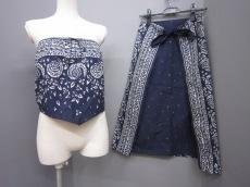 BurberryBlueLabel(バーバリーブルーレーベル)のスカートセットアップ