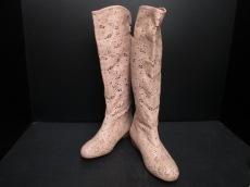 PETER FLOWERS(ピーターフラワーズ)のブーツ