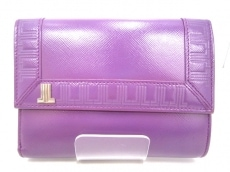 LANVINCOLLECTION(ランバンコレクション)の2つ折り財布