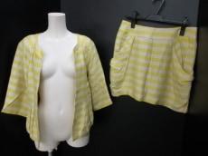 MIHOKOSAITO(ミホコサイトウ)のスカートスーツ