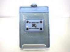Burberry Blue Label(バーバリーブルーレーベル)のパスケース