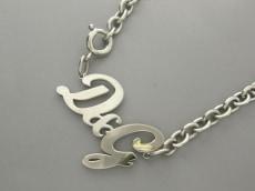 D&G(ディーアンドジー)のネックレス