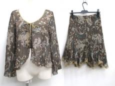 COMMECADUMODE(コムサデモード)のスカートセットアップ