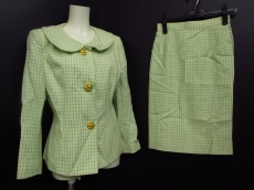 YUKISABUROWATANABE/渡辺雪三郎(ユキサブロウワタナベ)のスカートスーツ