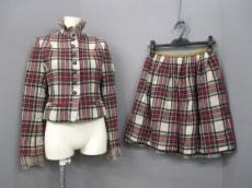 LoisCRAYON(ロイスクレヨン)のスカートスーツ