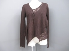 MARITHEFRANCOISGIRBAUD(マリテフランソワジルボー)のセーター
