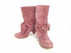 n゜11(ナンバー11)のブーツ