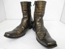 HIROMU TAKAHAR A(ヒロムタカハラ)のブーツ