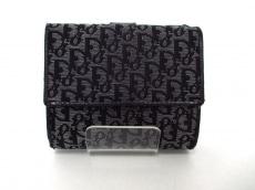 ChristianDior(クリスチャンディオール)の2つ折り財布
