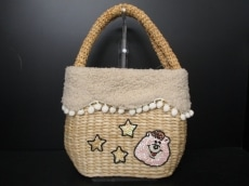 WC(ダブルシー)のハンドバッグ