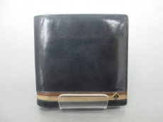 a.testoni(ア・テストーニ)の2つ折り財布