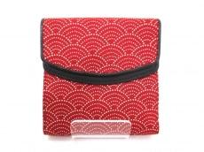 印傳屋(インデンヤ)の2つ折り財布