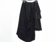 gomme(ゴム)のスカート