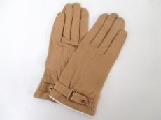 BurberryBlueLabel(バーバリーブルーレーベル)の手袋