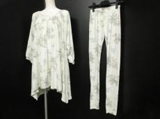 gelatopique(ジェラートピケ)のレディースパンツスーツ