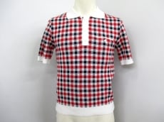 THOMBROWNE(トムブラウン)のポロシャツ