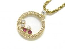 Chopard(ショパール)のネックレス