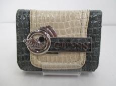 GUESS(ゲス)の3つ折り財布