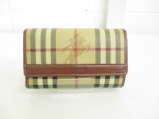 BurberryLONDON(バーバリーロンドン)の3つ折り財布