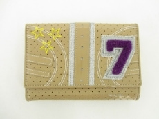 SamanthaThavasaNewYork(サマンサタバサニューヨーク)の3つ折り財布