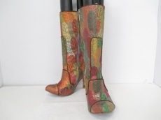 IrregularChoice(イレギュラーチョイス)のブーツ