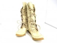 cavacava(サヴァサヴァ)のブーツ