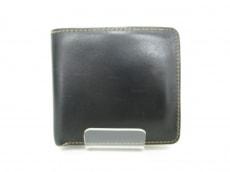 大峡製鞄(オオバセイホウ)の2つ折り財布