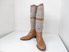 manu(マニュ)のブーツ