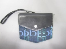 Burberry Blue Label(バーバリーブルーレーベル)/コインケース
