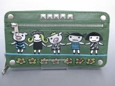 OLLEBOREBLA(アルベロベロ)の長財布
