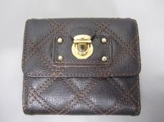 MARCJACOBS(マークジェイコブス)のWホック財布