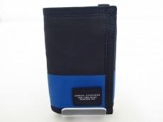 ARMANIEX(アルマーニエクスチェンジ)/3つ折り財布