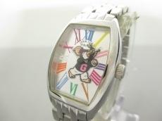 OVER THE STRIPES(オーバーザストライプス)の腕時計