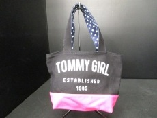 tommy girl(トミーガール)/トートバッグ