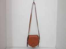 SOMES SADDLE(ソメスサドル)のショルダーバッグ