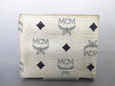 MCM(エムシーエム)の2つ折り財布