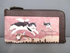 Manhattaner's(マンハッタナーズ)の長財布