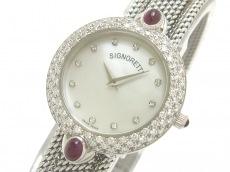 SIGNORETTI(シニョレティ)/腕時計
